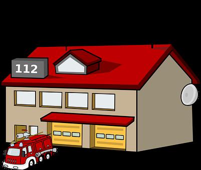 straż pożarna dla chłopca