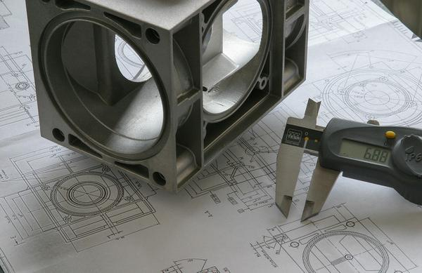 budowa maszyn przemysłowych